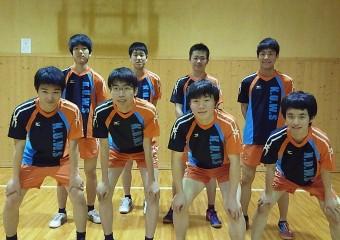平成28年度選手権レギュラーメンバー
