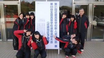 12/23~24 第31回近畿高等学校新人卓球大会 ベスト16入り!