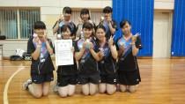 平成29年度私学大会3位入賞メンバー
