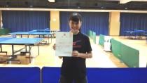 全国選抜開催記念大会第3位入賞