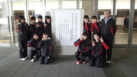 第32回近畿高等学校新人卓球大会出場 ベスト16