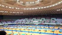 第57回 近畿卓球選手権大会、大阪市中央体育館