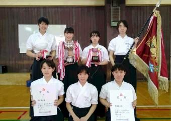 平成28年度全国高校総体大阪府予選 優勝メンバー
