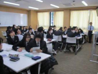 ICT教室での授業の様子