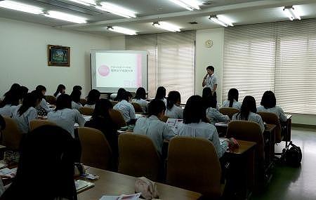 学園内入試ガイダンス02